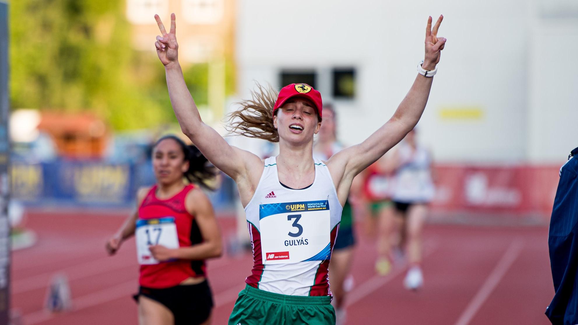 Gulyás Michelle bronzérmes a világkupa döntőn