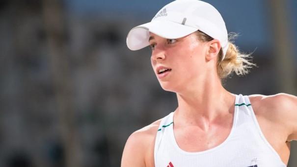Gulyás Michelle világbajnoki bronzérmes és ezzel olimpiai kvótás