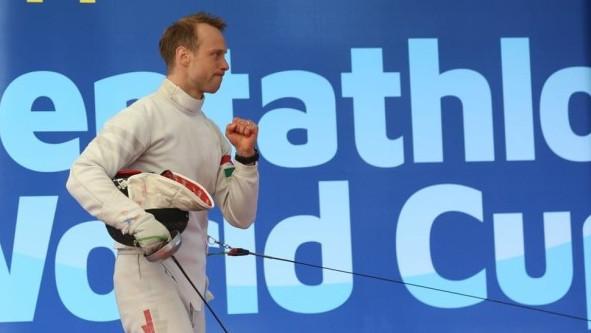 Kasza Róbert ezüstérmes a szófiai világkupán