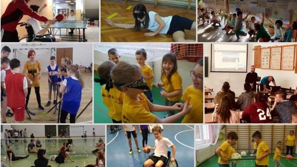 Idén február 22-én ismét Magyar Parasport Napja