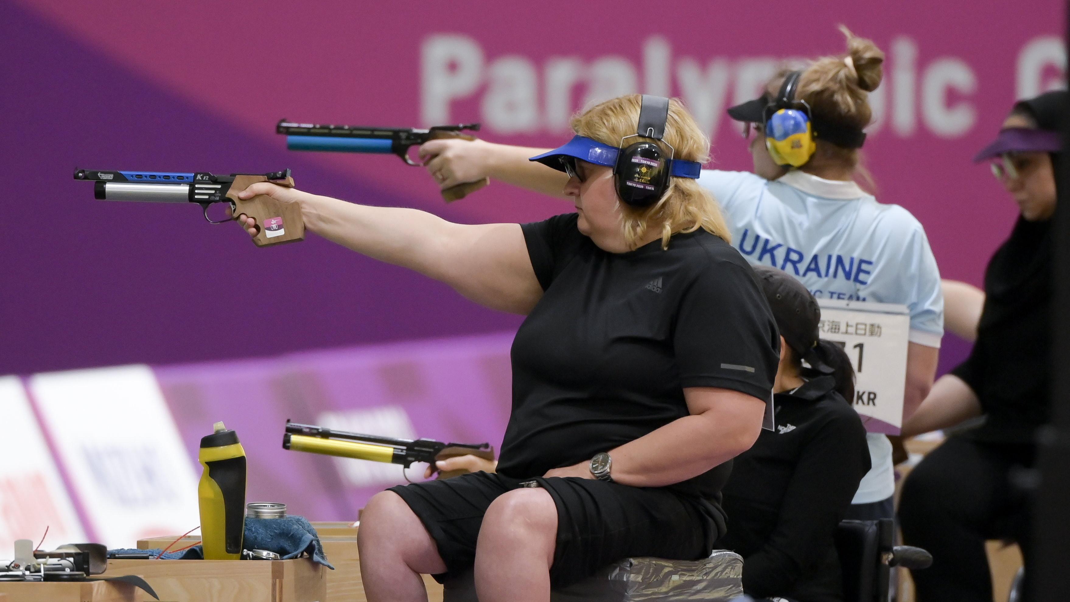 Dávid Krisztina bronzérmes a paralimpián