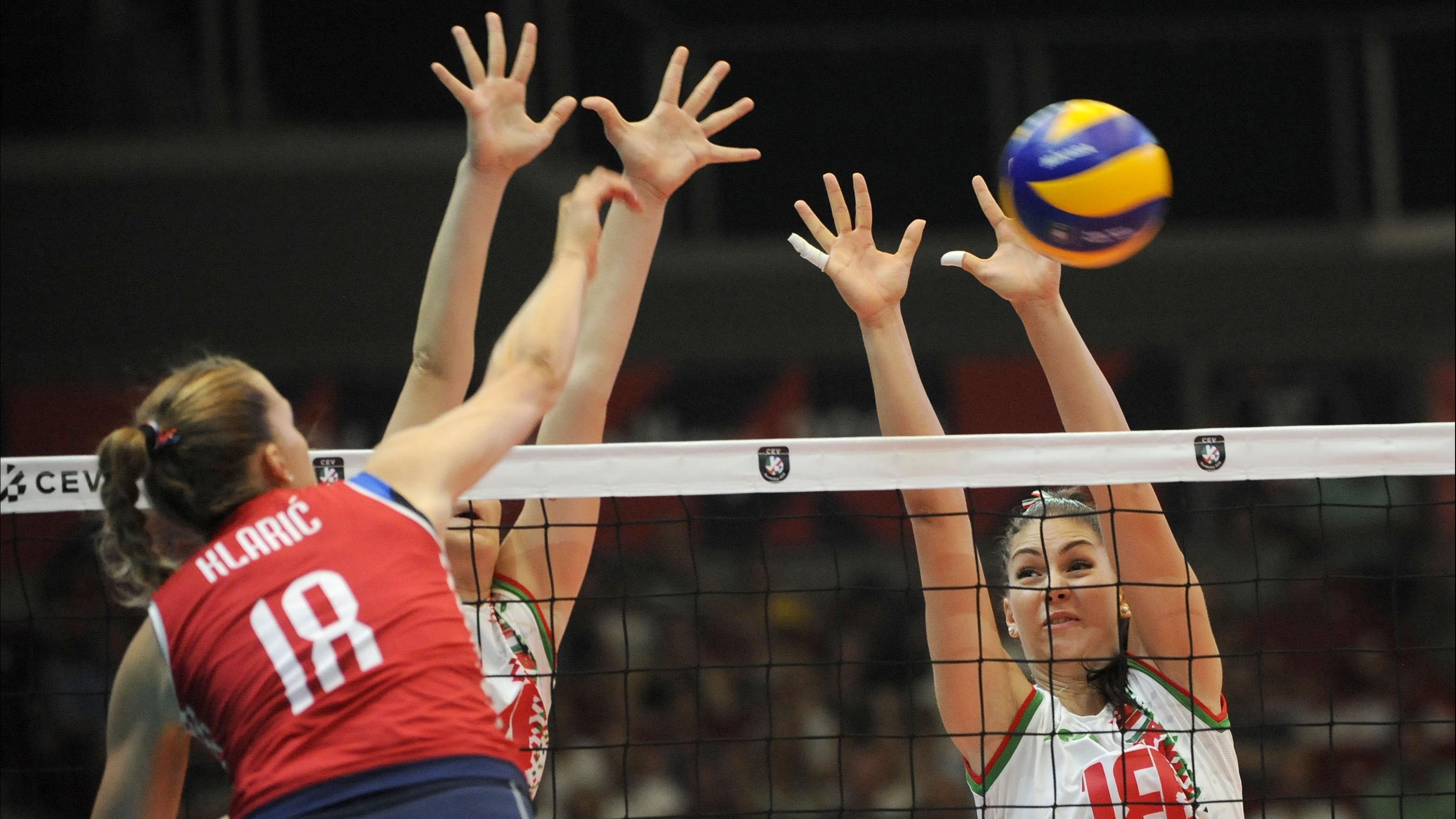 Vereség Horvátország ellen is a női röplabda Európa-bajnokságon