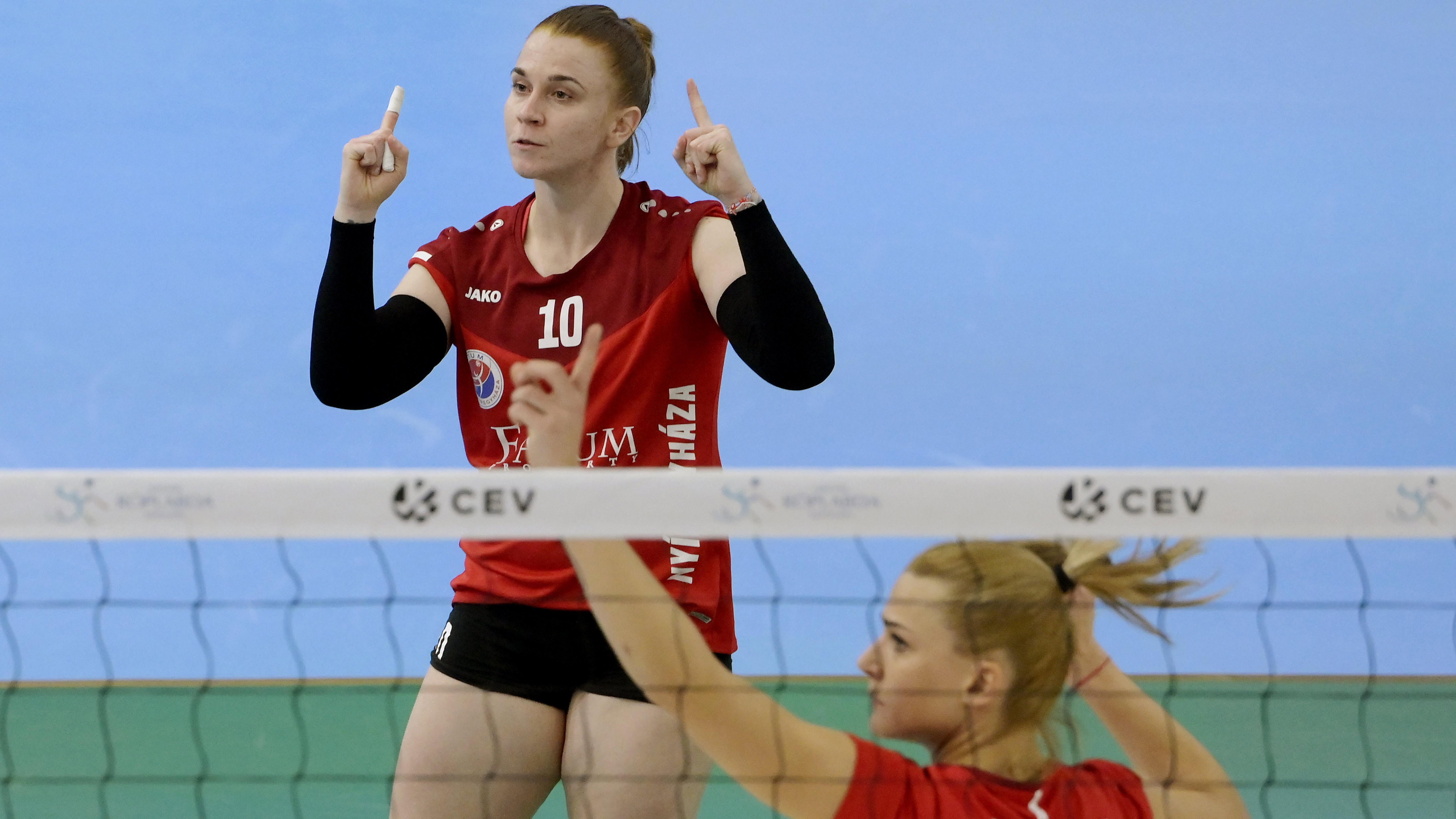 A Nyíregyháza kilencedik alkalommal nyerte meg a női Magyar Kupát