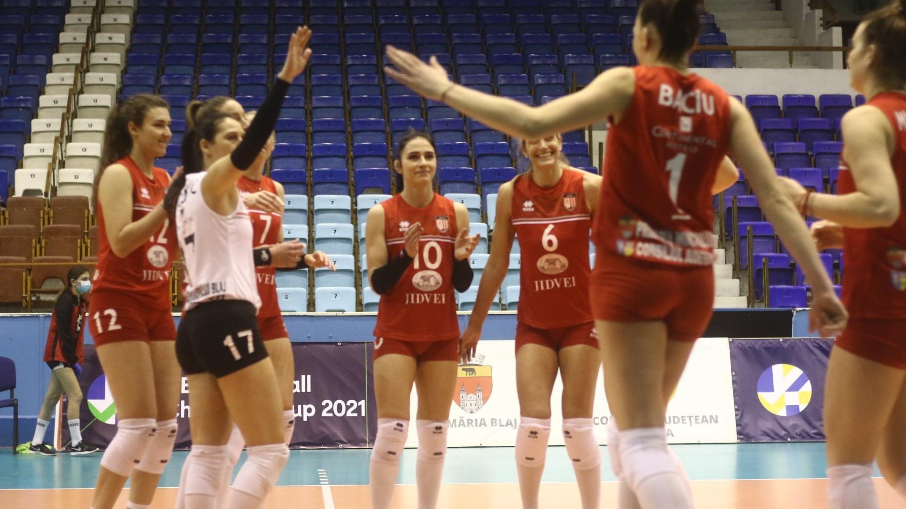 Kaposvári vereség a Challenge-kupa első elődöntőjében
