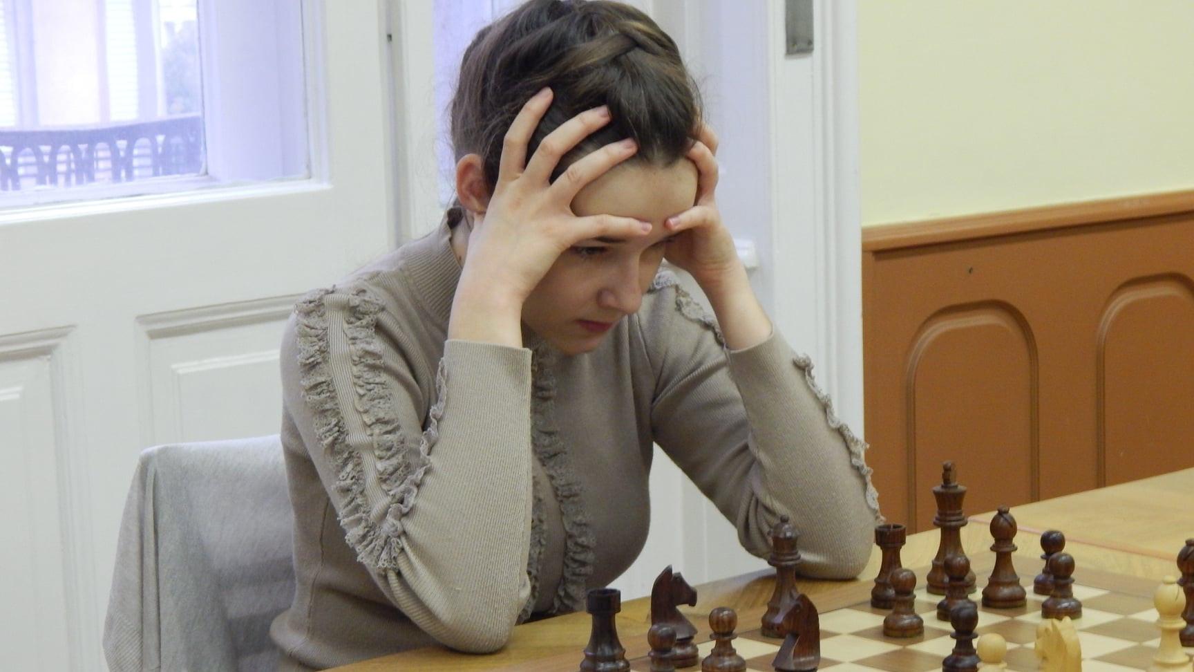 Ezüstérmes lett Gaál Zsóka az U14-es online sakk világbajnokságon