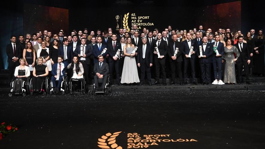 Elindult az újságírók szavazása az Év sportolója díjára