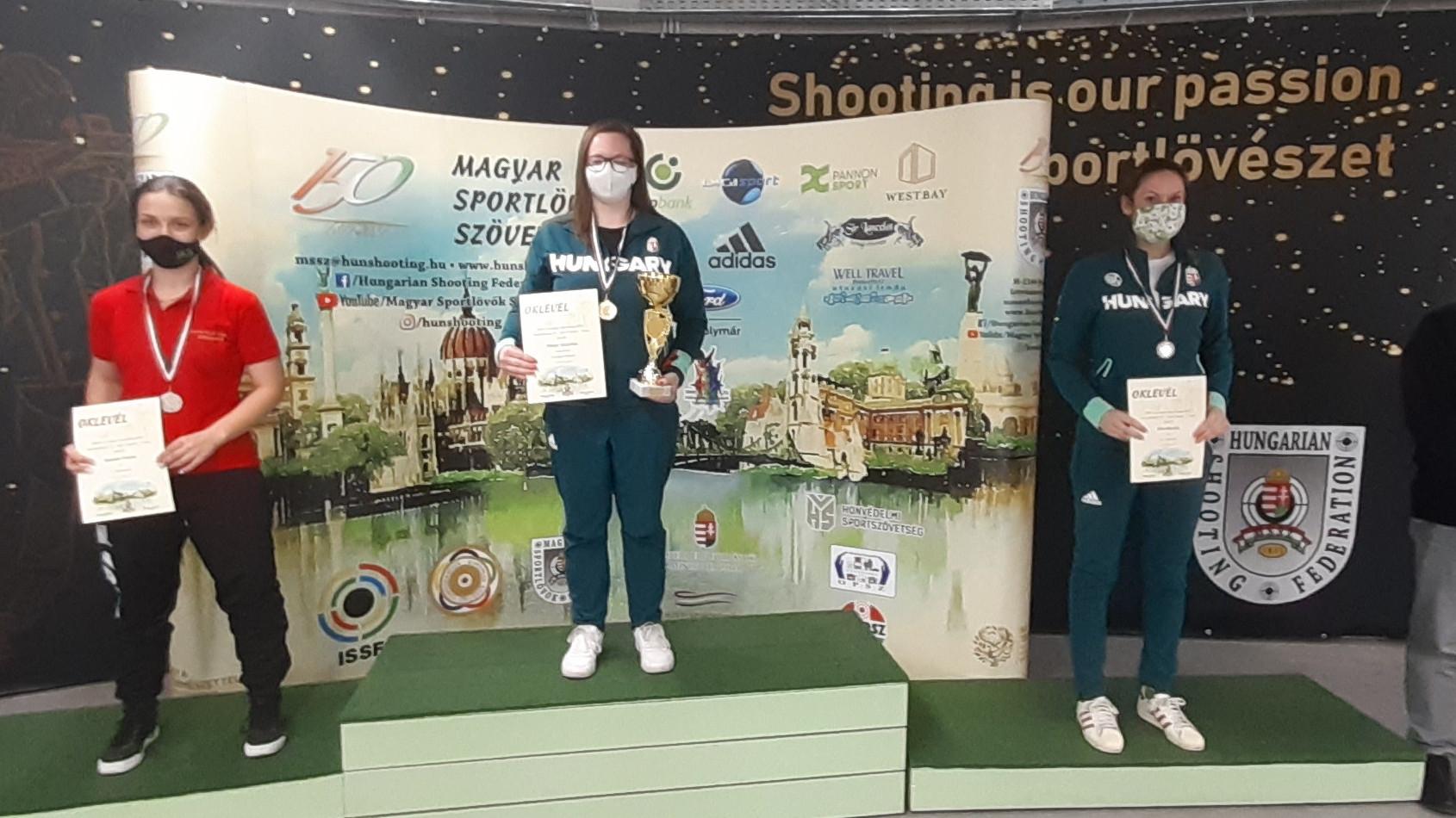 A világcsúccsal azonos eredménnyel győzött Major Veronika
