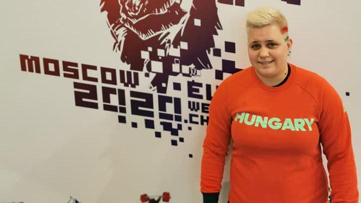 Bazsó Bianka 10. lett a súlyemelő Európa-bajnokságon