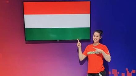 Mitykó szakításban negyedik a súlyemelő Európa-bajnokságon