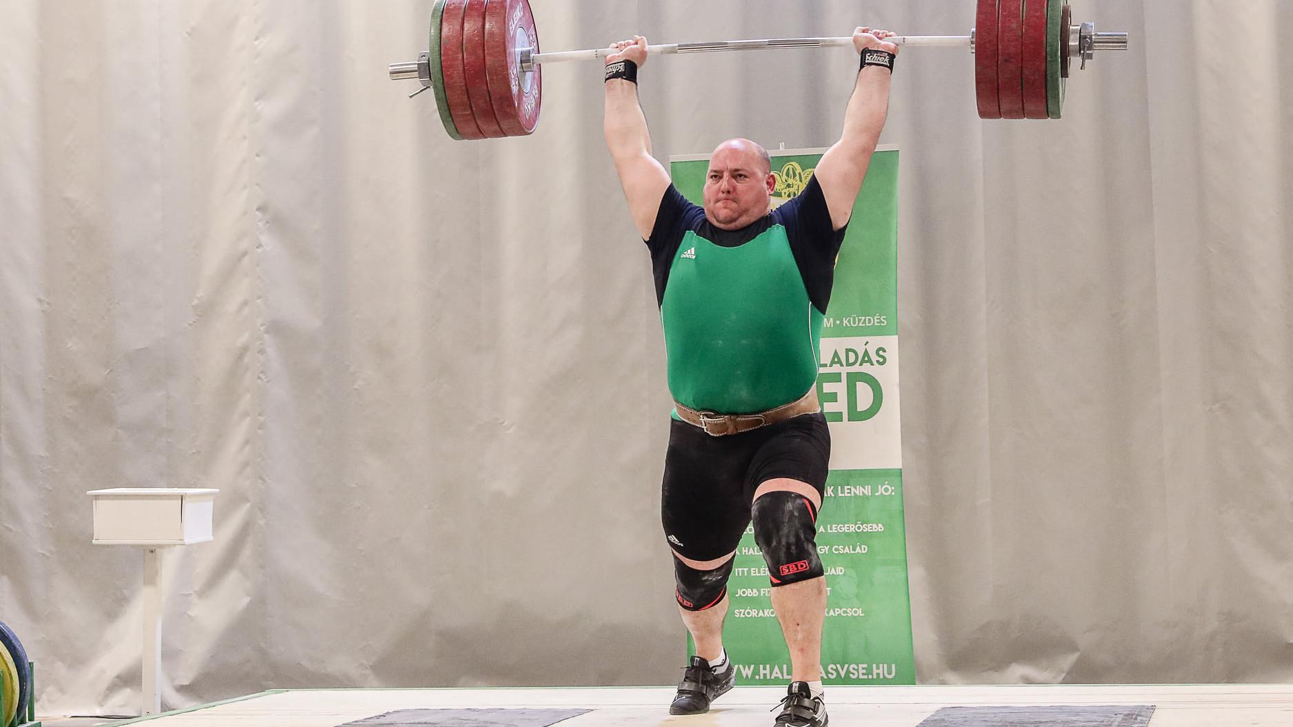 Nagy Péter nyolcadik lett az Európa-bajnokságon