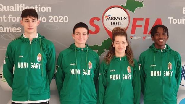 Egy magyar taekwondo-s lesz az olimpián