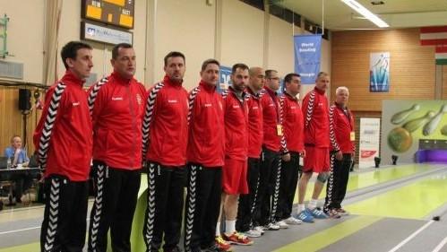 Teke világbajnokság - Továbbjutott csoportjából a férfi válogatott