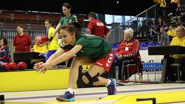 Teke világbajnokság - Döntős a magyar női válogatott