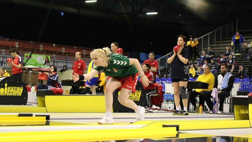 Teke világbajnokság - Negyeddöntős a női válogatott