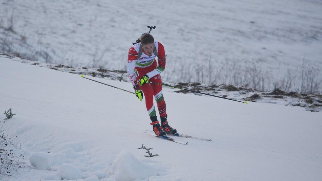 Gyallai Soma megkezdte szereplését a biathlon világbajnokságon