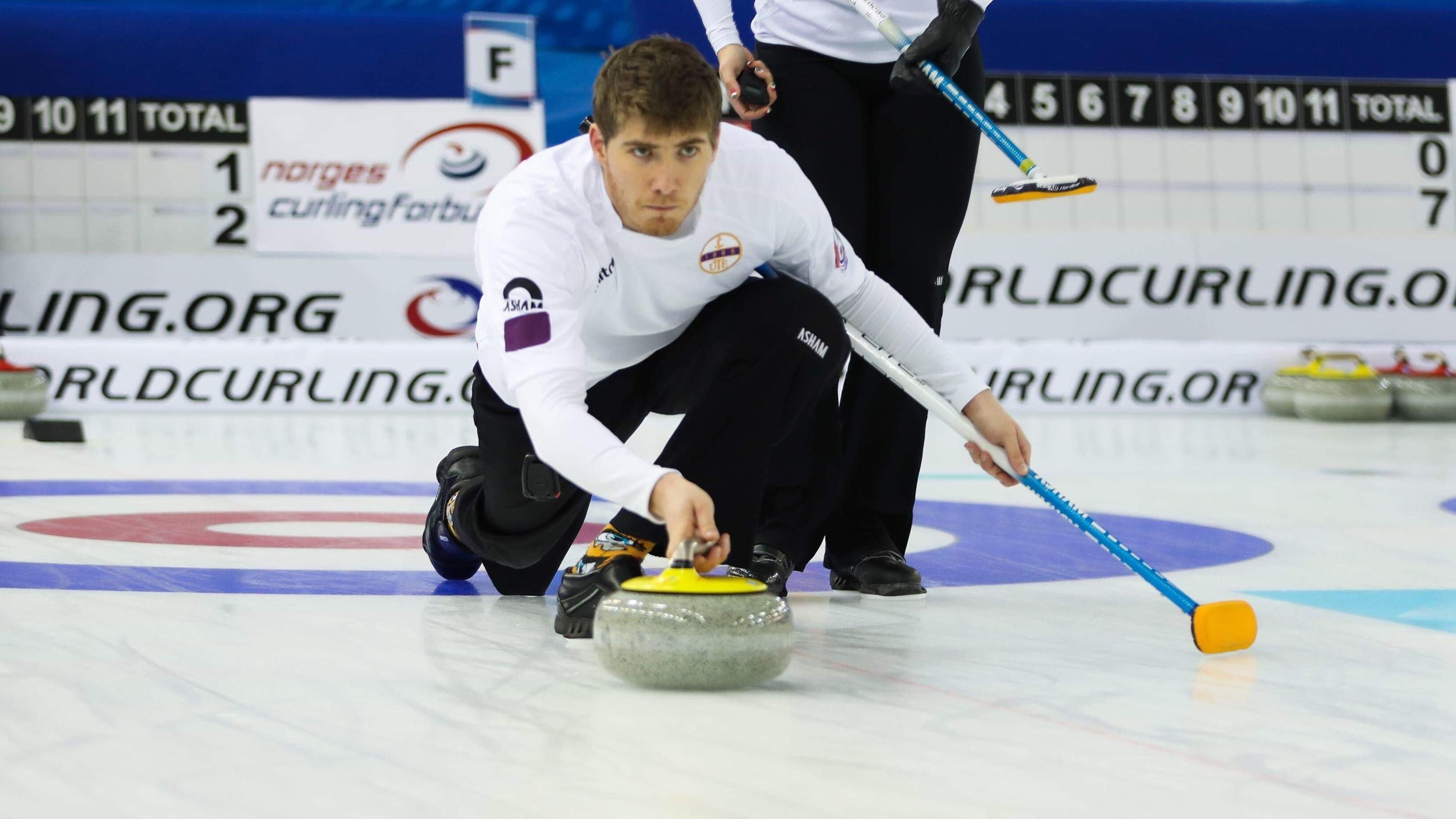Curling vegyespáros vb - Csoportelsőség veretlenül