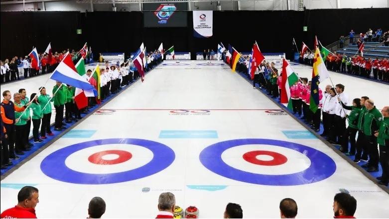 Curling vegyespáros vb - A nyolcaddöntőben búcsúzott a magyar kettős