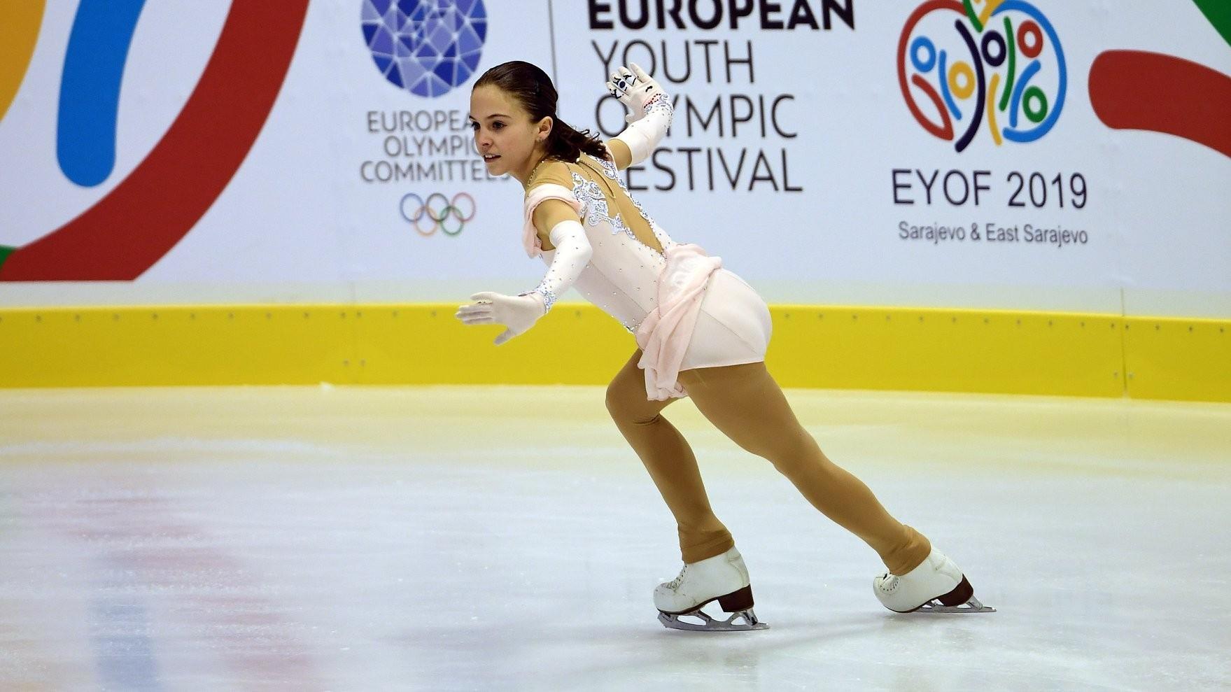 Elődöntős a curling-válogatott a téli EYOF-on, Láng Júlia 13. lett
