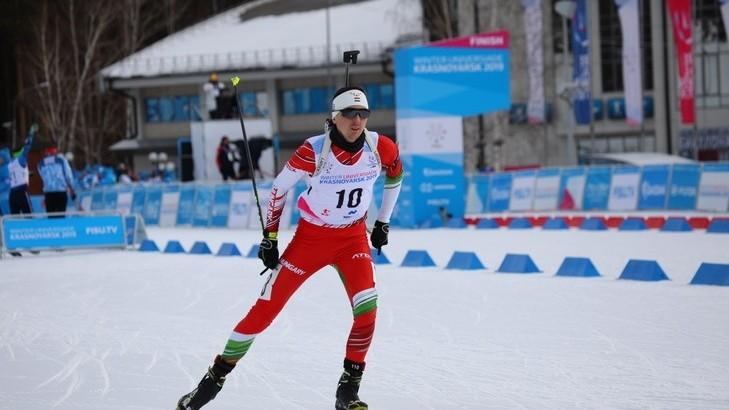 Téli Universiade - Büki Ádám 32. lett a férfi sílövők sprintversenyén