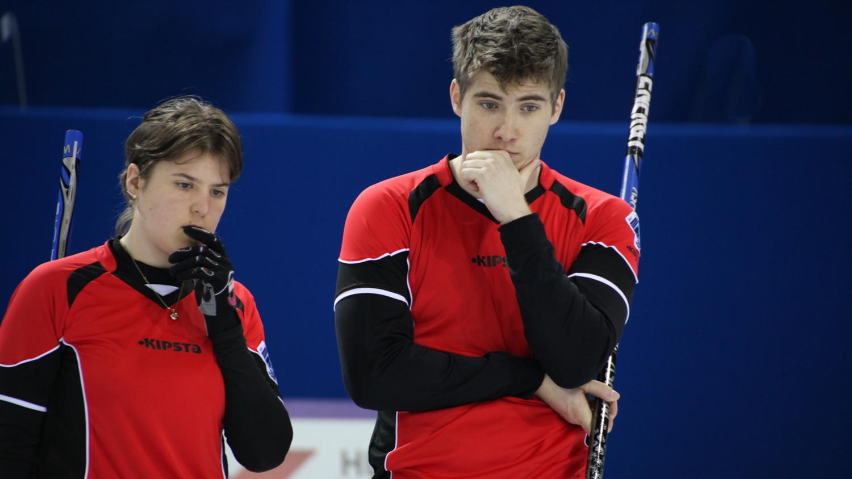 Javított a magyar kettős a curling vegyespáros vb-n!