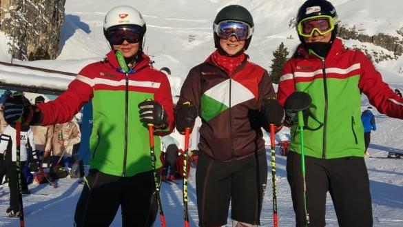 Megkezdték szereplésüket a magyar versenyzők a  Cortina d'Ampezzo-i alpesi sívilágbajnokságon