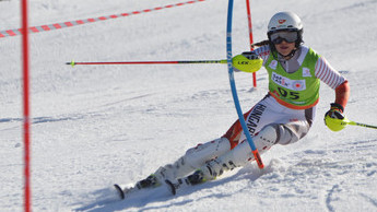 Tóth Zita duplázott az alpesi sí országos bajnokságon