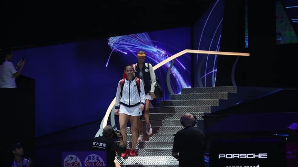 Babosék ismét döntősök a WTA-világbajnokságon