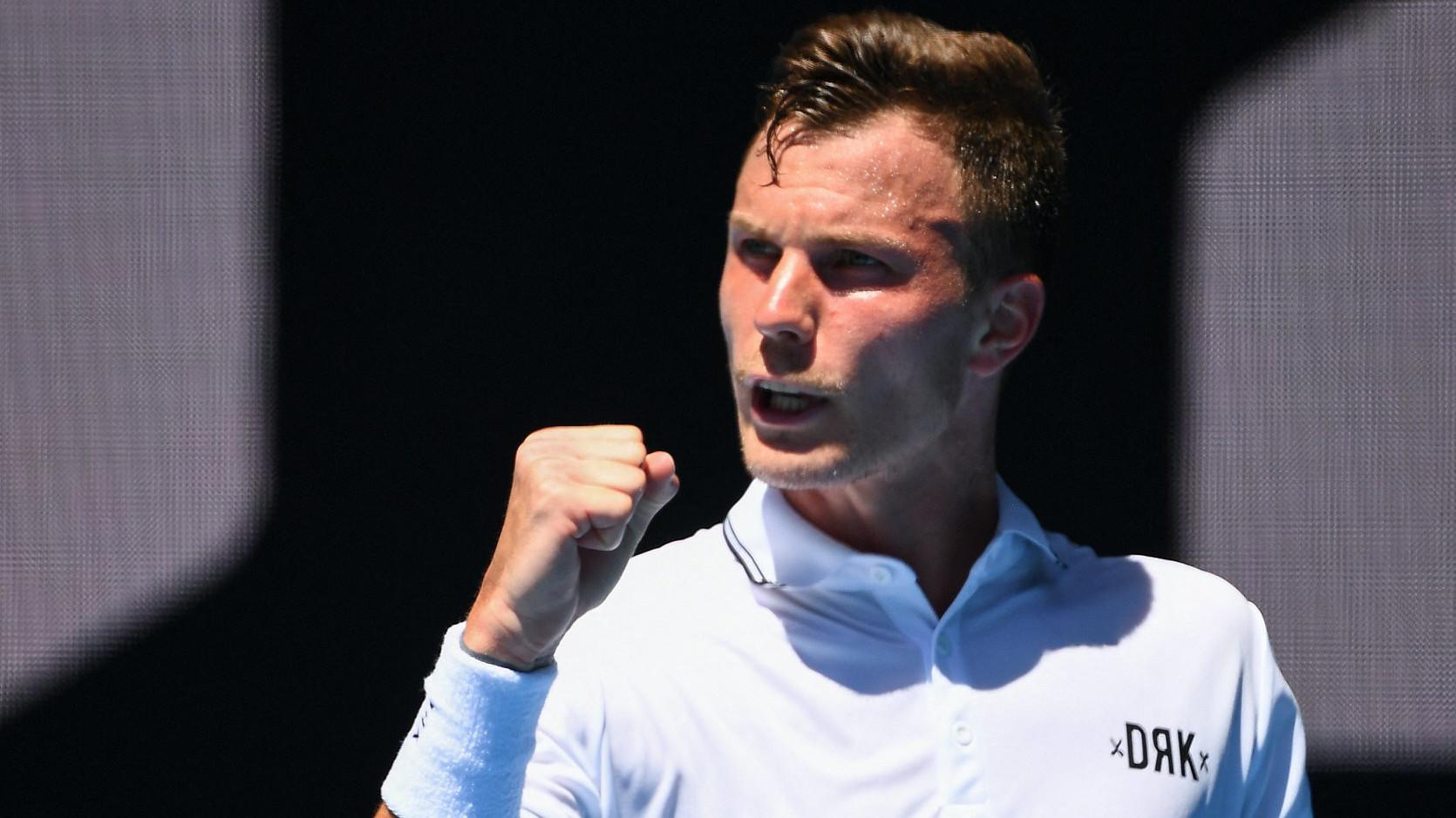 Fucsovics legyőzte Wawrinkát az Australian Openen