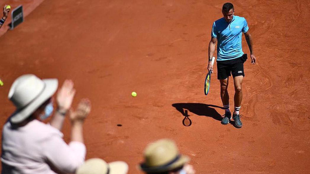 Fucsovics párosban is búcsúzott a Roland Garrostól
