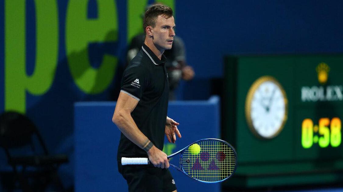 Fucsovics nyolcaddöntős Dubajban