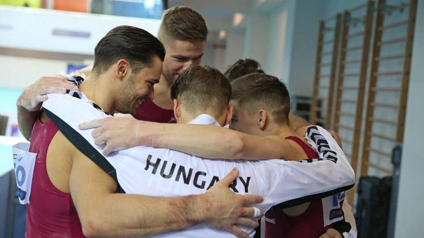 Magyar bronzérem a férfi torna Európa-bajnokságon