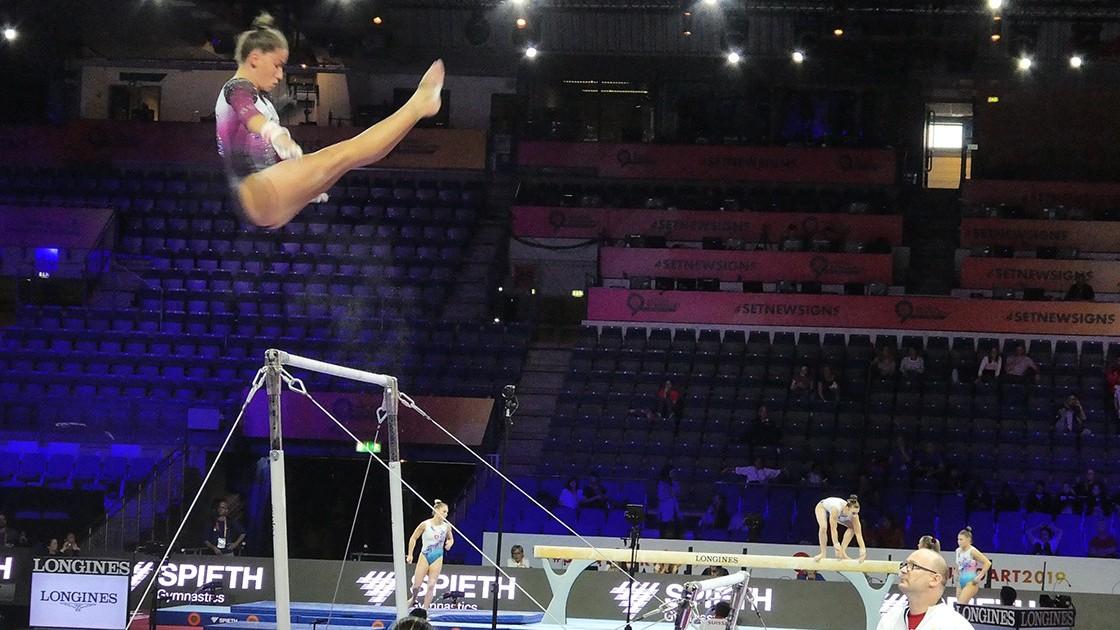 Kovács Zsófia olimpiai kvótát szerzett a torna vb-n!