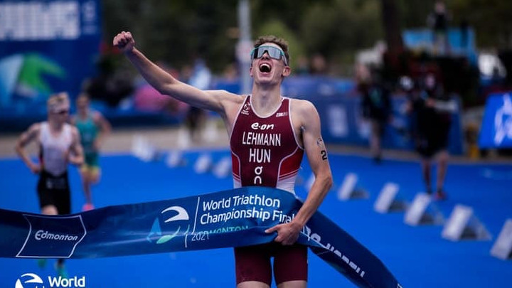 Lehmann Csongor utánpótlás világbajnok