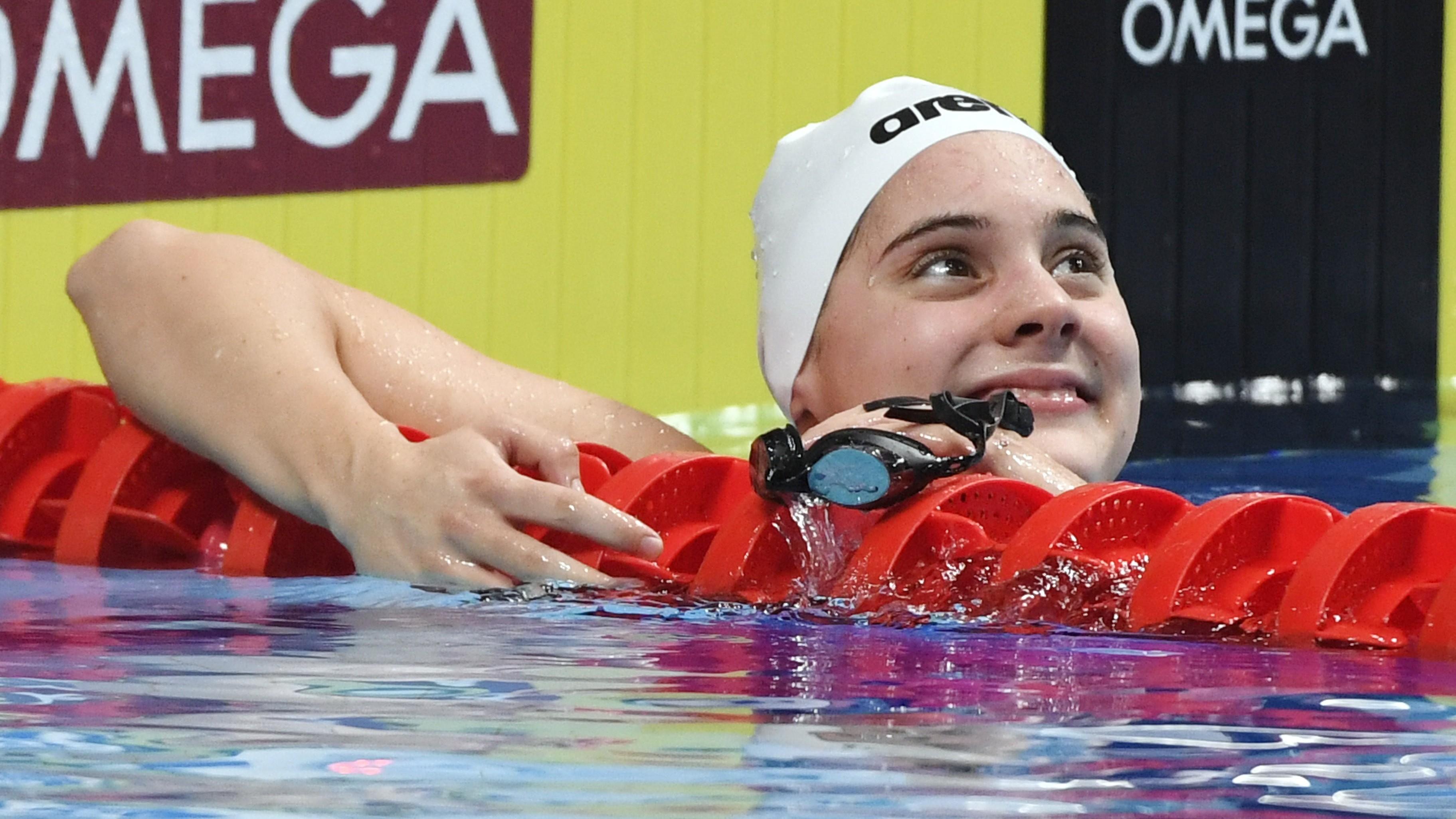 Újabb magyar siker a junior úszó világbajnokságon