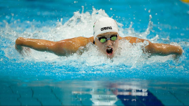 Nem volt meglepetés az úszó ob csütörtök döntőiben