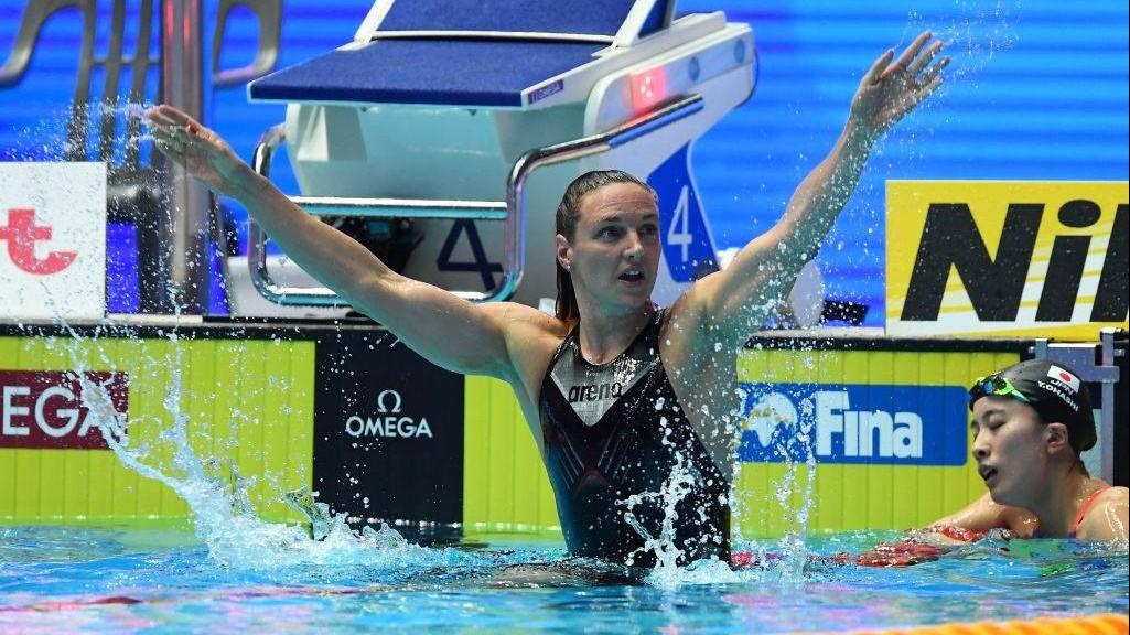 Vizes vb - Hosszú Katinka megnyerte a 400m vegyest is