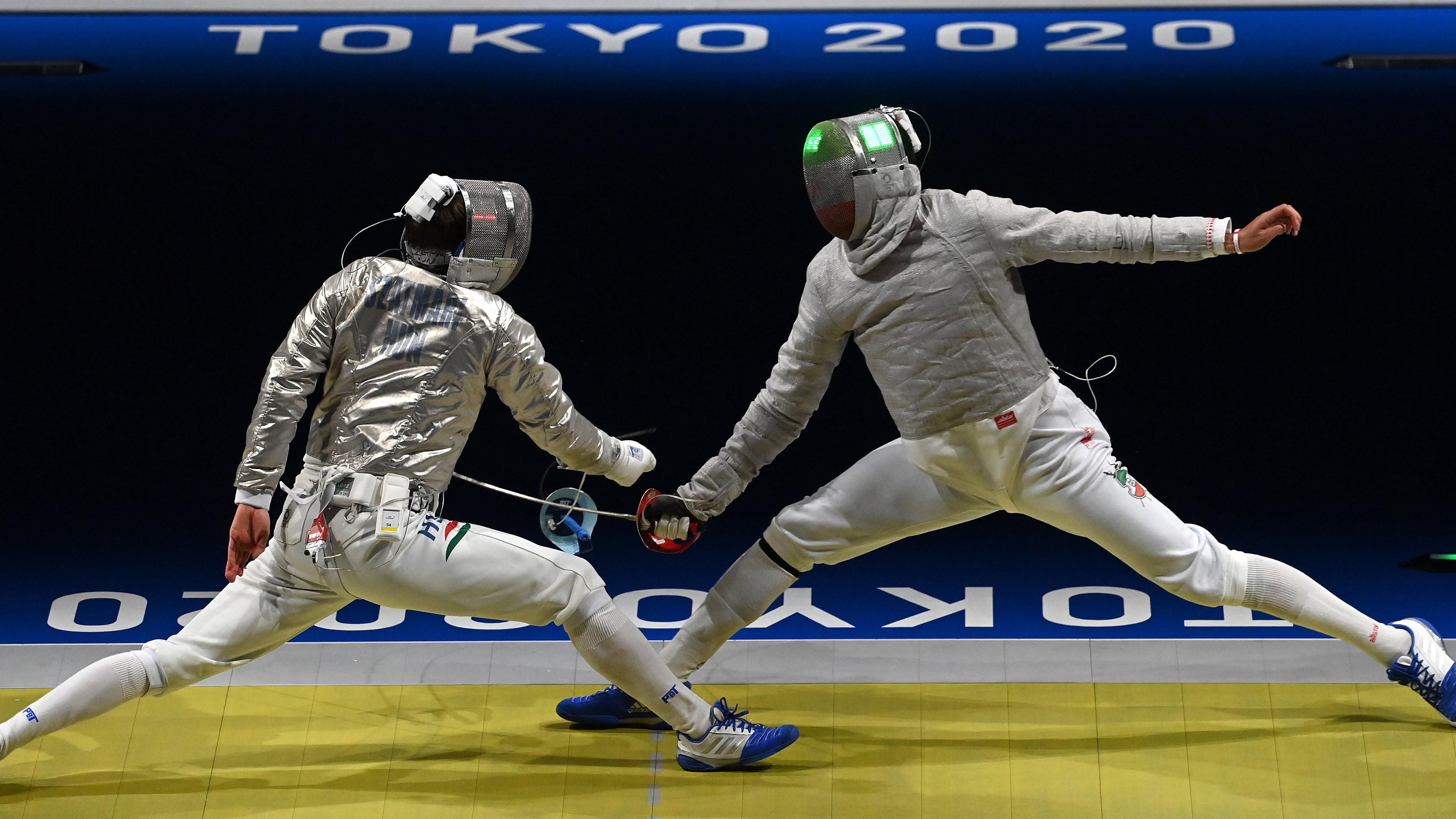 Első nap az olimpián magyar szemmel