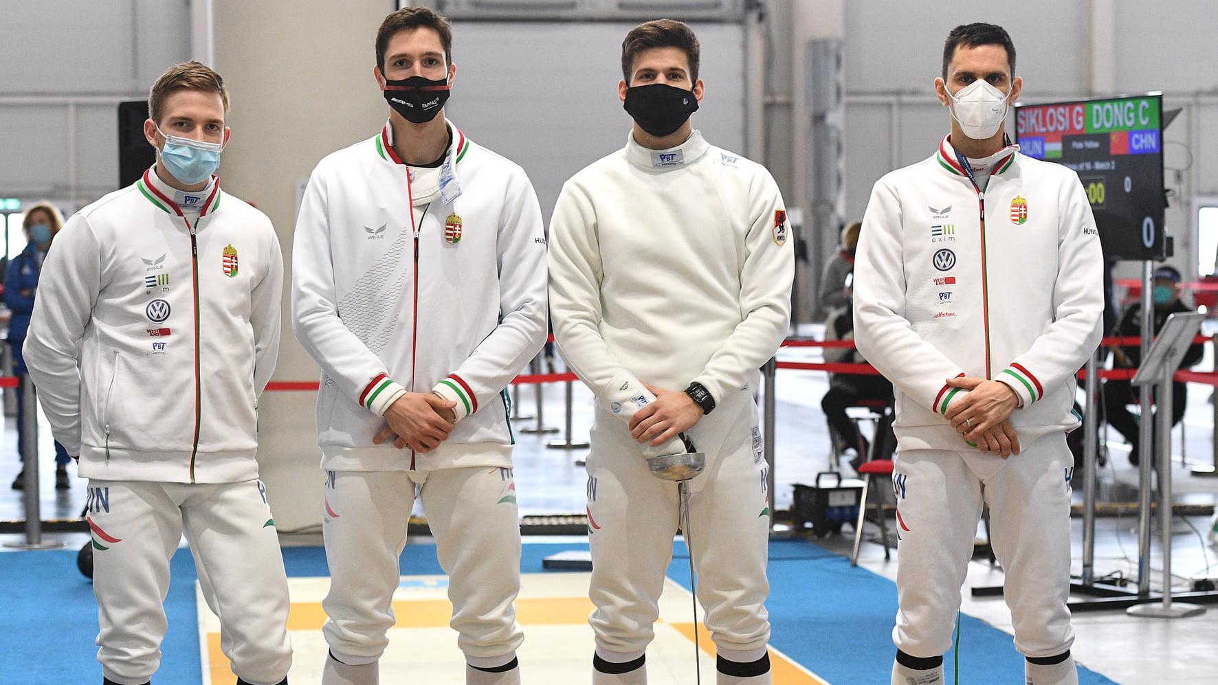 Nem lesz magyar párbajtőrcsapat az olimpián