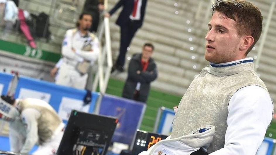 Dósa a nyolcaddöntőig, Kreiss a 32 közé jutott a torinó-i tőr vk-n