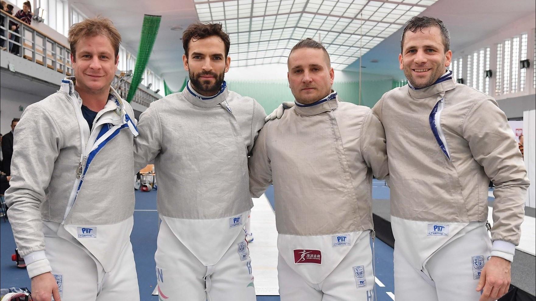 Kijelölték az olimpiai vívó válogatottat