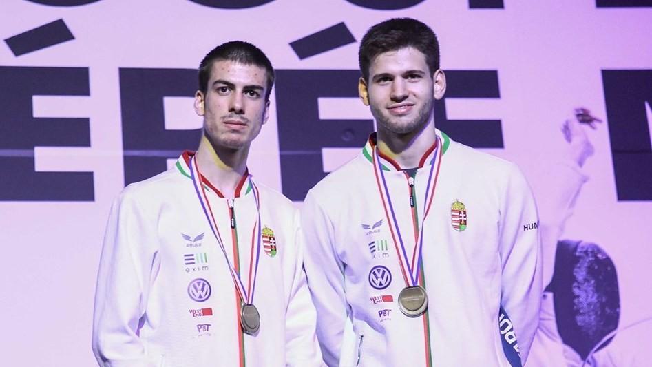 Párbajtőr vk - Két bronzérem az egyéni versenyben a párizsi vk-n!