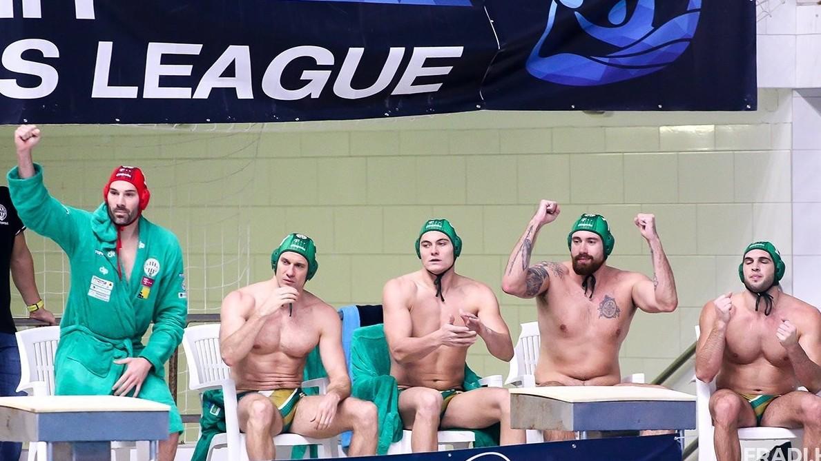 Kettős magyar siker a Bajnokok Ligájában