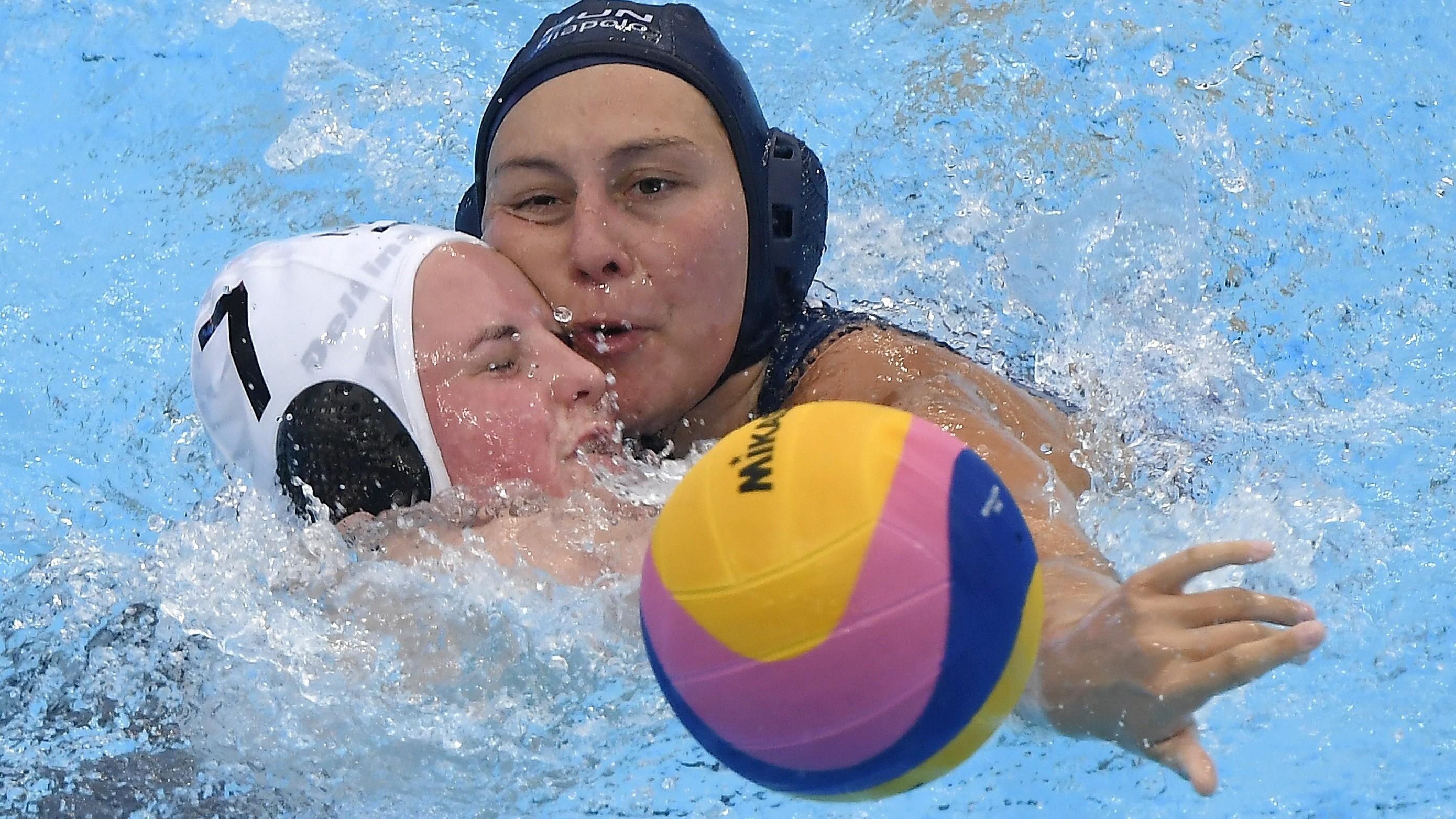 Vizes vb - Negyeddöntős a női vízilabda-válogatott