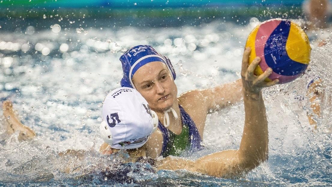 Női vízilabda világliga - Győzött és csoportmásodik a magyar válogatott