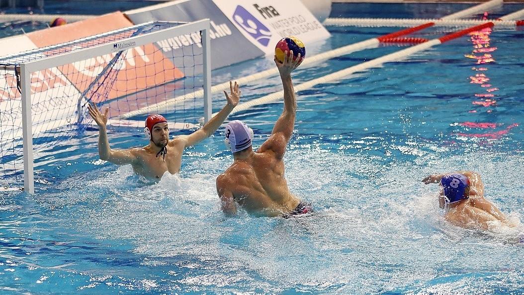Férfi vízilabda világliga - Legyőzte az oroszokat a magyar válogatott