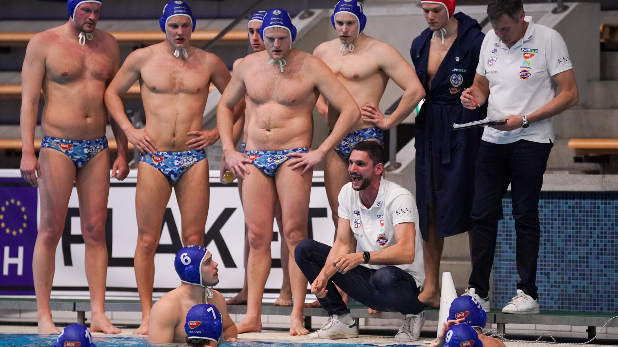 Magyar házidöntő a férfi Eurokupában